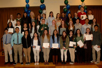 2013-14 Underclassmen Awards